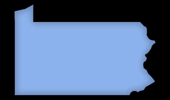 wetter pennsylvania