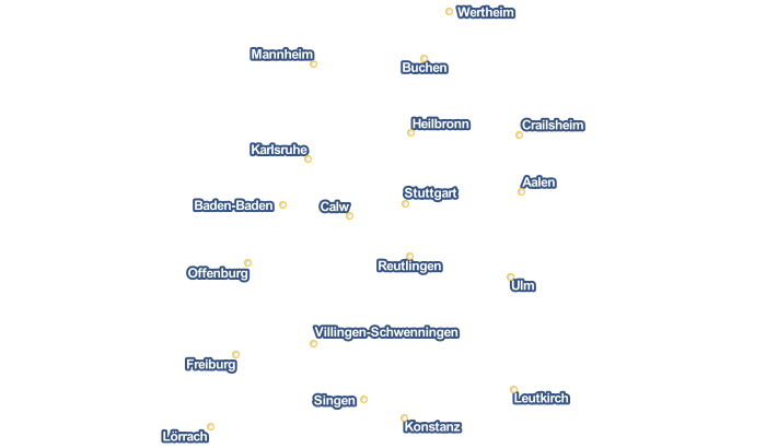 Das Wetter Zu Weihnachten 2019.Wetter Baden Württemberg Wettervorhersage Und Wetteraussichten Für